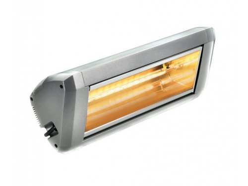 CASA BRUNO HELIOSA 9 Amberlight calefactor infrarrojo, 2200 vatios, IPX5 (impermeable)