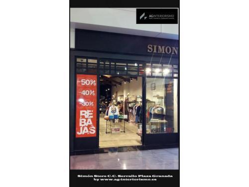 Simón Store Retail Granada