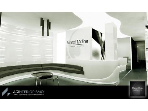 Diseño de Centro de Estética en Motril, Granada