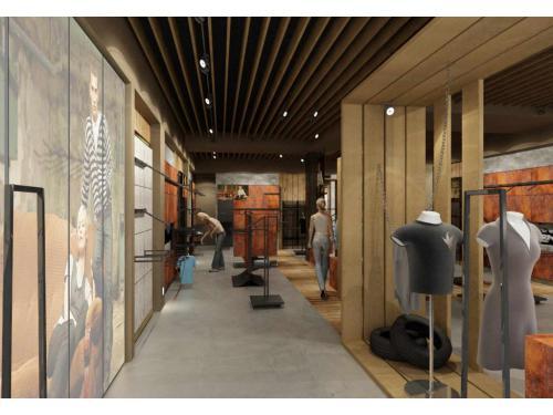 Tienda de moda multimarca Losan Madrid