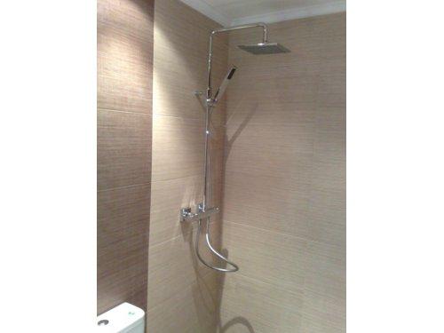 conjunto de ducha con duchon
