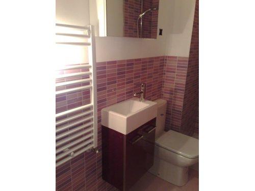 Soluciones para poco espacio (lavabos MINI)
