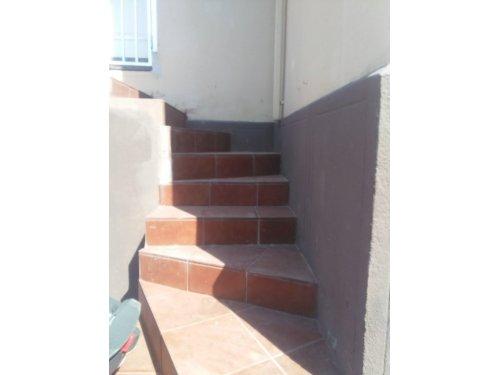 Terrazas Escalera gres