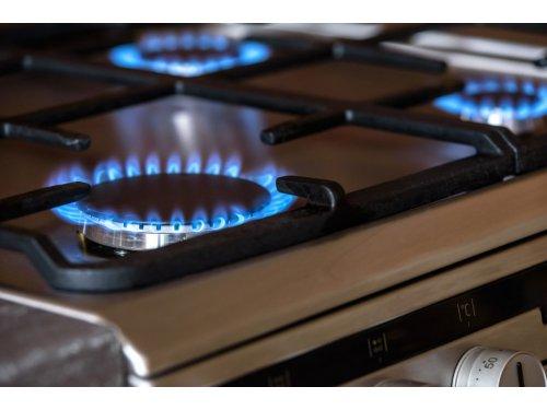 Instalación de cocina de gas