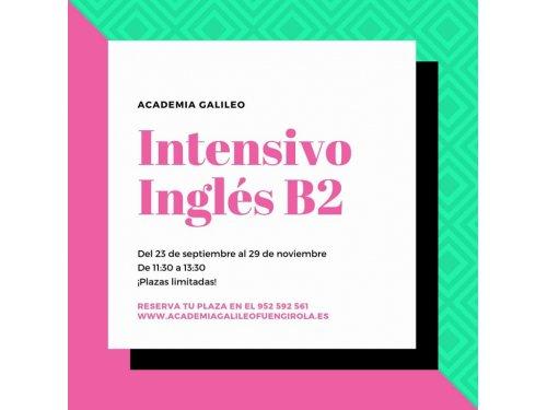 Intensivo Inglés B2