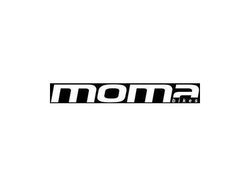 logotipo moma bikes