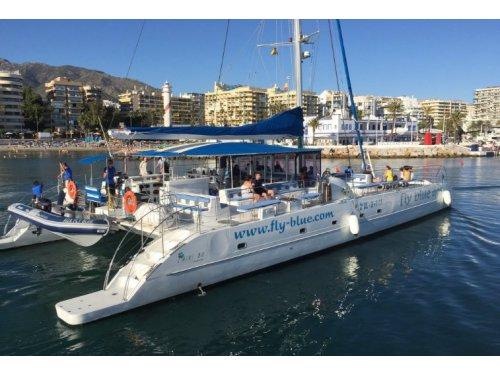 Paseos en barco y alquiler en Marbella