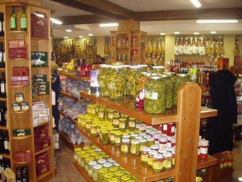 Productos selectos de alimentación