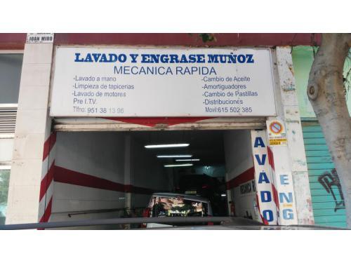 Lavados y Engrase Muñoz