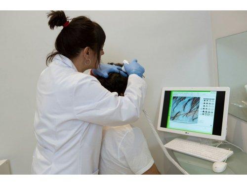 Análisis capilar en Capilárea