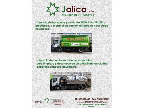 JALICA s.l.u. empresa filial de Saneamientos Macario