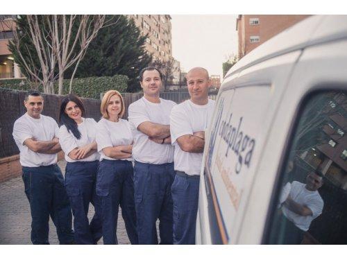 equipo codaplaga salud ambiental