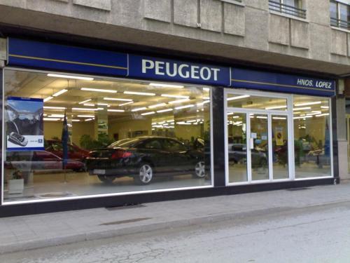 CONCESIONARIO PEUGEOT