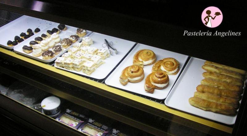 Productos Pastelería Angelines