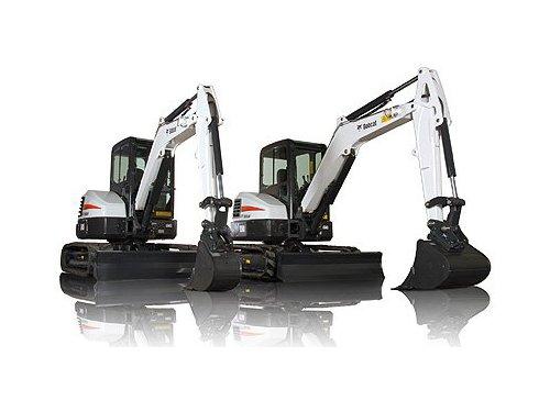 excavadoras Bobcat
