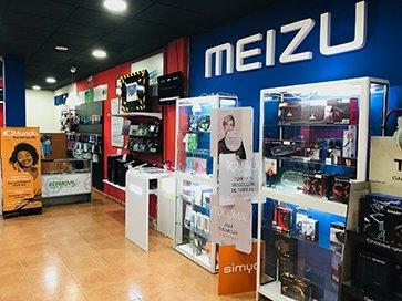 Distribuidores Meizu Cordoba