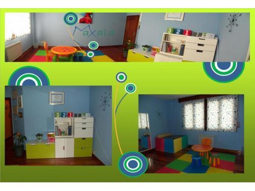 Sala de cursos, talleres y actividades