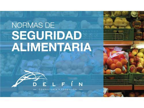 Seguridad alimentaria Delfin cyf