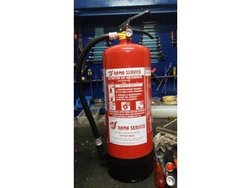 Extintores Rama Service