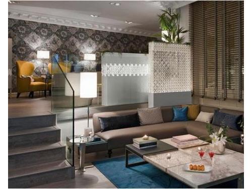 Restaurante Hotel Innside Madrid Génova