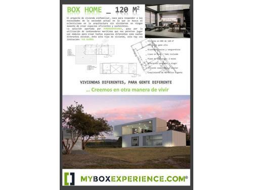 BOX VIVIENDA 120 M2