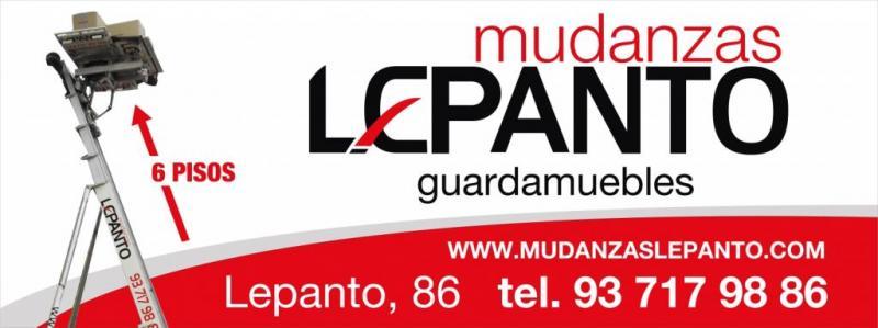 logotipo mudanzas lepanto