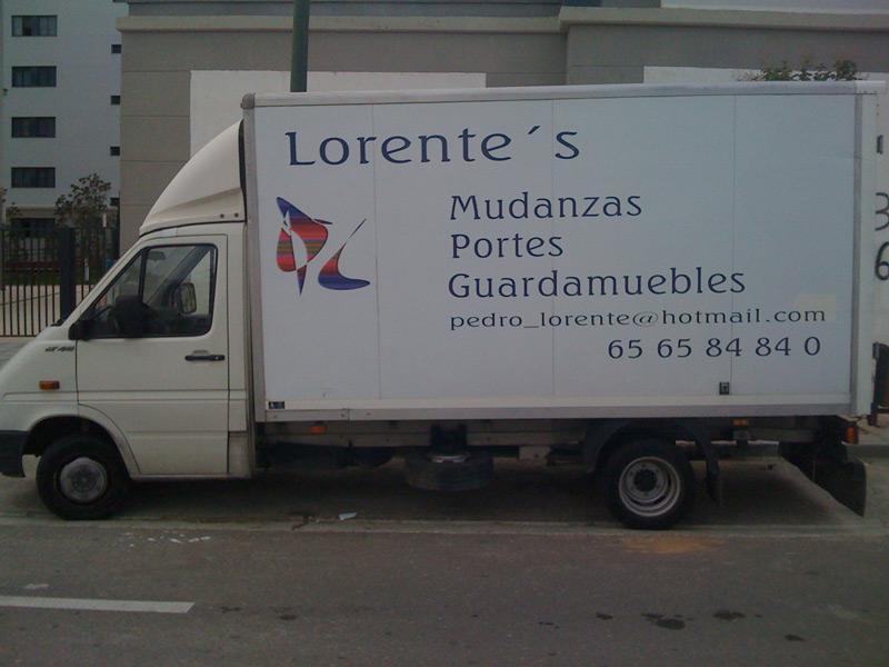 Mudanzas Pedro Lorente