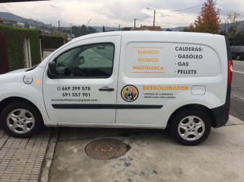 Servicio Técnico Calefacción
